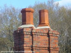 Victorian Style Chimney Ideas... and Chimney Pots