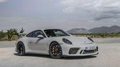 2018 Porsche 911 GT3 in crayon gray Photo 10