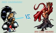 Haohmaru vs. Genjuro STARWARS