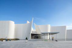 Galería de Museo Internacional del Barroco / Toyo Ito - 29