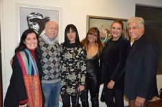 """♥ Grand Succès le Vernissage de l'Exposition """"Conexão da Arte"""" ♥ Convidada Especial Ana Bittar ♥ SP ♥  http://paulabarrozo.blogspot.com.br/2016/08/grand-succes-le-vernissage-de.html"""