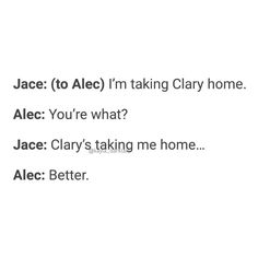[Open for more] • • • Clary is a strong independent woman! (Who needs Jace sometimes ❤) • • @domsherwood @matthewdaddario @kitkatsmeow [Image from Tumblr] • • ily: i love you.  ilysm: i love you so much . ikyfwifa: i know you feel what i feel alec . wtgcdpma: when things get crazy don't push me away . idchmpybw, idchmpyhbw: i don't care how many people you'vebeen with, i don't care how many people you haven't been with . ilym, ilyt: i love you magnus, i love you too . iamt: i am malec trash