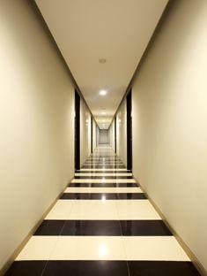 "The Urban Lifestyle Hotel  ""Get ready to falling in love with Loft Legian Hotel! Loft that you will love""    #corridor #loftlegianhotel #bali #hotel #indonesia"