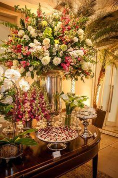 Decoração | Vestida de Noiva | Blog de Casamento por Fernanda Floret
