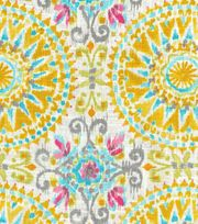 Dena Home Upholstery Fabric-Give It A Whirl/Blossom,