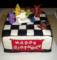 5 nights of freddy cakes for occasions