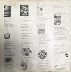 1974 Invisible - Invisible [Talent original artworks: M. Escher - Three Spheres I / Dragon / Circle Limit IV / Self-Portrait II Cover Art, Album Covers, Lp, Artworks, Original Artwork, Dragon, The Originals, Portrait, Headshot Photography