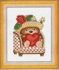 see cross stitch chart on this Board
