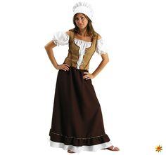 Damen Kostüm Mittelalter Wirtin Magd Lisa Banana Pudding Recipes, Short Sleeve Dresses, Dresses With Sleeves, Fashion, Maid, Bodice, Moda, Sleeve Dresses, Fashion Styles