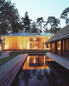 2003 Latvia, Riga Villa Alexandra   Gmp Architekten Von Gerkan, Marg Und  Partner Images