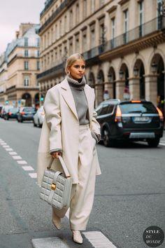 Caroline Daur between the style exhibits. The submit Paris FW 2020 Street Style: Caroline Daur appeared first on STYLE DU MONDE Look Street Style, Street Style Trends, Street Style Looks, Street Chic, Street Style Women, Street Style Fashion, Chic Street Styles, Casual Street Style, Street Style Clothing
