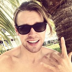 Happy birthday Chord Overstreet! My favorite Trouty Mouth. ♥ 2-17-2014