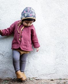 m u l b e r r y. cotton gauze coat. Shop now, visit website! Follow on Instagram @shopluralu for amazing giveaways, sales, and updates! . .photo cred: @mayra_mel on Instagram #cottongauze #linen #style #fashion #shopping #gifts #christmasgift #babygift #toddlergift #shopluralu #modern #minimal #earthtones #mutedtones #earthystyle Little Girl Outfits, My Little Girl, Little Princess, Toddler Gifts, Baby Gifts, Style Fashion, Kids Fashion, Earthy Style, Visit Website