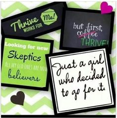I was one of the skeptics...now I'm a believer! I'm healthy and doing amazing. I will help you too JamieBK88.Le-Vel.com