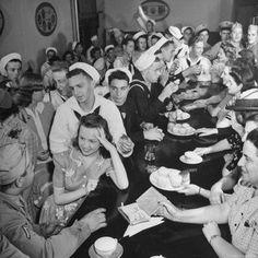 Sailor in 1942