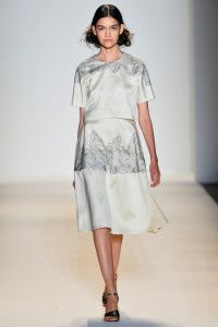 Lela Rose 2014 :)  see more www.hawanim.com  #fashion #style #outfit #dress #lelarose