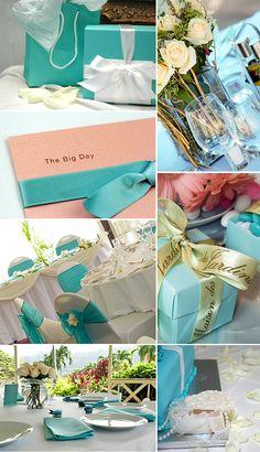 Tiffany Blue inspiration  #tiffany #blue #wedding  www.BrassTacksEvents.com  www.facebook.com/BrassTacksEvents  www.twitter.com/BrassTacksEvent