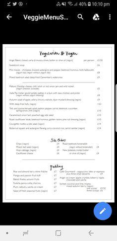 The Oak Room Restaurant Abergavenny strives for culinary excellence and exquisite fine d iningservice at the Angel. Vegan Menu, Vegan Vegetarian, Olive Oil Vegan, Evening Meals, Beetroot, Angel, Restaurant, Stuffed Peppers, Bar