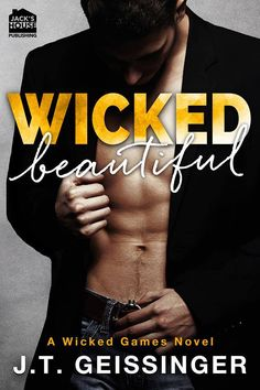 ~ Cover Reveal ~ Wicked Beautiful (Wicked Games #1) by J.T. Geissinger - Author Contemporary Romance Add it to your Goodreads: https://www.goodreads.com/book/show/30422494-wicked-beautiful  Click share to spread the cover love!