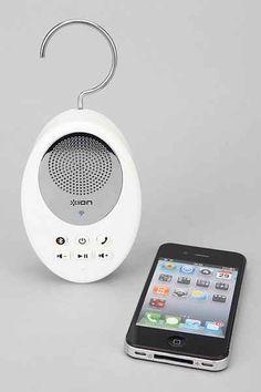 Sound Splash Wireless Waterproof Shower Speaker - Urban Outfitters