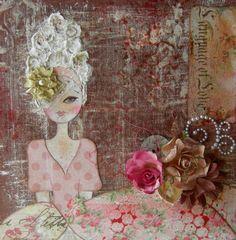 Julie Nutting classes in March   A Work of Heart