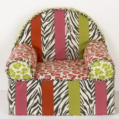 Cotton Tale Designs Here Kitty Kitty Babys 1st Chair - HKCH
