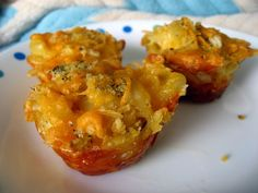Mac and Cheese Cups by daniliff, via Flickr