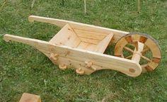 Building a 16th Century Wheelbarrow