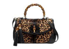 Gucci sac bamboo leopard http://www.vogue.fr/mode/shopping/diaporama/shopping-leopard-allure-feline/15914/image/875622#!gucci-sac-bamboo-leopard