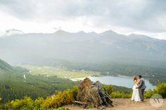 Abby & Eric's Fall Wedding at the Aloft V3 Ranch, Breckenridge, CO. | Matt Alberts Photography