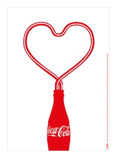 Coca-Cola Posters / Kiss The Past Hello on Behance