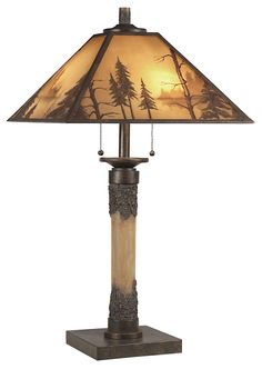 Pine twig wrought iron table lamp up north ideas pinterest buy classic rustic lamps including rustic table lamps and tree lamps at black forest decor aloadofball Image collections