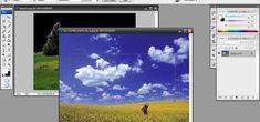 Would you like some blue skies instead of rainy clouds? No problem! #PhotoTutorials #Photoshop  http://www.photographyonlinetutorials.com/tutorials/photoshop-replace-a-sky/