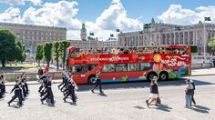 Hop-On Hop-Off Sightseeing in Stockholm | Combination Ticket - Redsightseeing.com