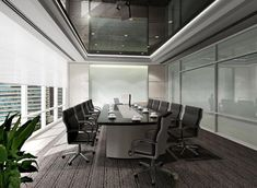 Luxurious Office Meeting room