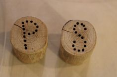 DIY Dramatic Play Salt and Pepper Shakers