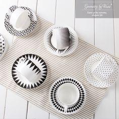 220CC Black and white bone China coffee mug saucers set European ceramic tea cup creative drinkware. Click visit to buy #Mug