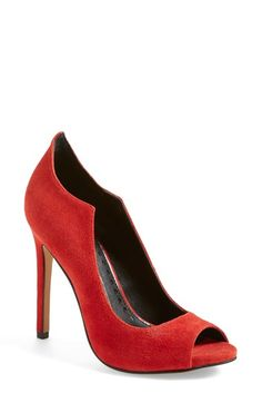 Dolce Vita 'Isabel' Peep Toe Pump (Women) available at #Nordstrom