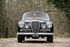 Lancia Aurelia B20 GT III serie – 1953 Vintage Cars, Antique Cars, Love Car, Vintage Italian, Cars And Motorcycles, Dream Cars, Super Cars, Classic Cars, Automobile
