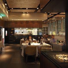 Interior Design of Flame a fine dining restaurant in Shanghai. RED Design Shanghai and Bangkok Red Design, Design Consultant, Fine Dining, Shanghai, Bangkok, Decor Ideas, Restaurant, China, Interior Design