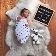 Birth announcements with Modern Burlap are my favorite! Thanks for sharing @piegodaz