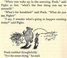 Pooh. :)