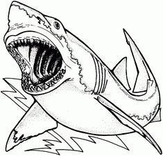 Great White Shark Coloring Pages . 30 Inspirational Great White Shark Coloring Pages . Free Printable Ocean Coloring Pages for Kids Whale Coloring Pages, Lego Coloring Pages, Animal Coloring Pages, Coloring Pages To Print, Free Printable Coloring Pages, Coloring Pages For Kids, Coloring Books, Dinosaur Coloring, Kids Coloring