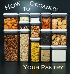 How to Organizer Your Pantry