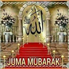 Islamic Qoutes, Islamic Messages, Islamic Dua, Religious Quotes, Jumma Mubarak Beautiful Images, Jumma Mubarak Images, Jumuah Mubarak Quotes, Plain Kurti Designs, Jumma Mubarik