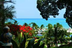 colorful landscape. Panamá