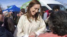 Carhué: visita oficial de María Eugenia Vidal. La región. La Nueva. Bahía Blanca