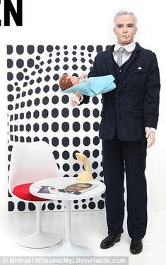 Roger Mad Men Doll