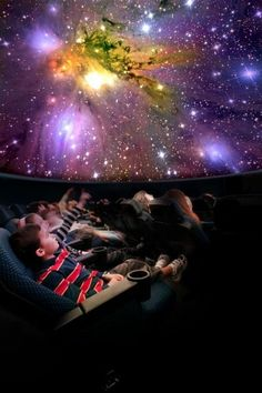 Auckland - Stardome Observatory and Planetarium