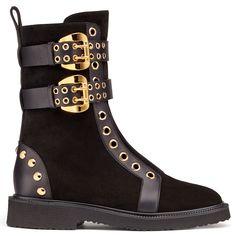 Dakota - Boots - Black | Giuseppe Zanotti